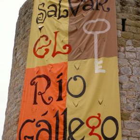 Organizaciones ecologistas y de conservación del patrimonio cultural y geológico presentan sus argumentos en contra del embalse de Biscarrués