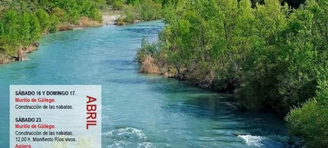 XIV Jornadas por el río Gállego 2016
