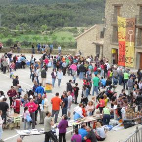 Invitación participar IX Feria de la Galliguera, Biscarrués sábado 22 de abril de 2017