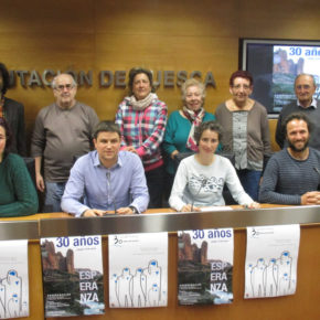 Crónica de la rueda de prensa de presentación 30 Aniversario