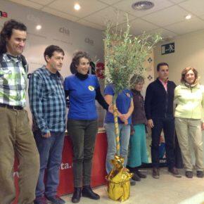 Premio a la 'Defensa y las Libertades de Aragón 2017' de Chunta Aragonesista para la Coordinadora de Biscarrués