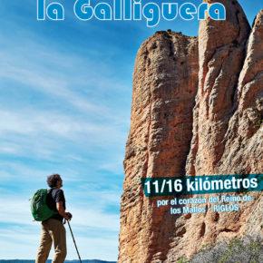 Sábado 21 de abril 10ª Marcha por La Galliguera – Los Mallos de Riglos (11 ó 16 km)