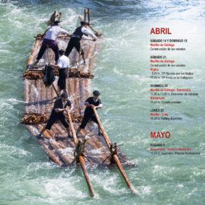 XVI Jornadas por el río Gállego, abril y mayo de 2018