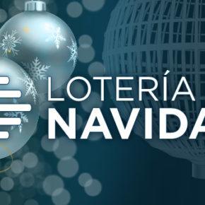 Cobro de la lotería de Navidad