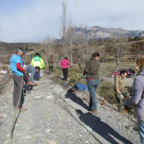 El sábado 2 de marzo comienza el trabajo de los Nabateros, ¡colabora!