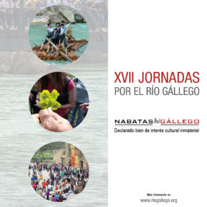 XVII Jornadas por el río Gállego 2019 - (18, 19, 20, 21 y 27 de abril y 4 de mayo)