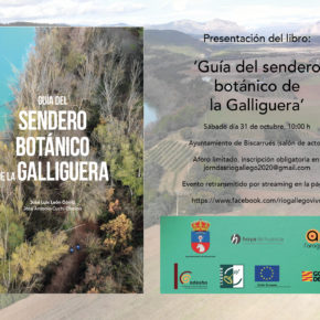 Presentación de la 'Guía del sendero botánico de la Galliguera'